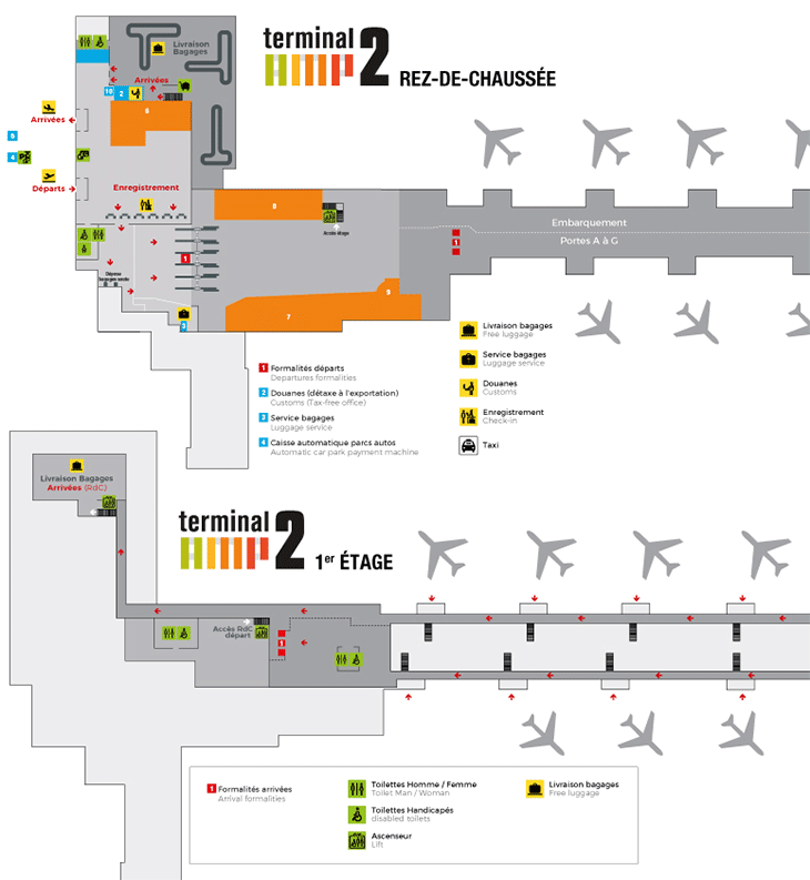 Marseille-Airport-Departures-MRS-map-terminal-2