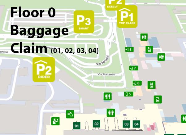 Milan-Linate-Airport-Arrivals-LIN-terminal-floor-0-baggage-claim