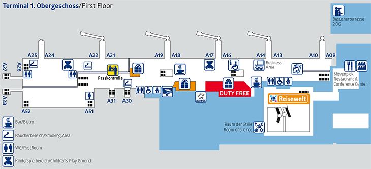 Nuremberg-Airport-Departures-NUE-map-terminal-1-first-floor-boarding