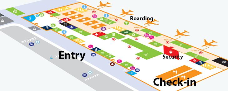 Olbia-Airport-Departures-OLB-terminal-departure-lobby