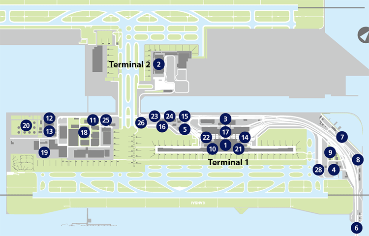 Osaka-Kansai-Airport-Arrivals-KIX-map