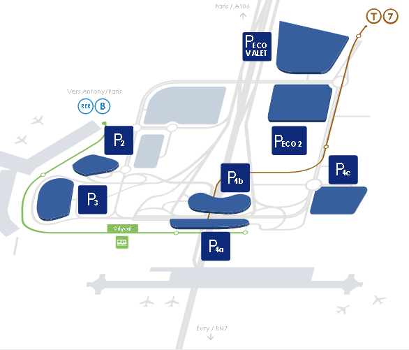 Paris-Orly-Airport-Departures-ORY-parking-map