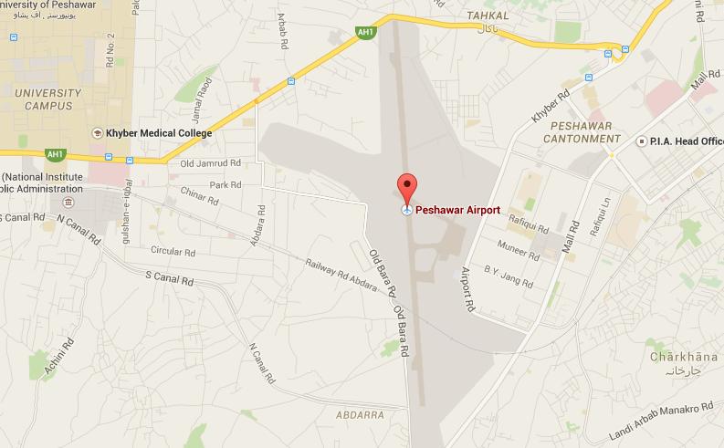 Peshawar-Bacha-Khan-Airport-departures-PEW-area-map