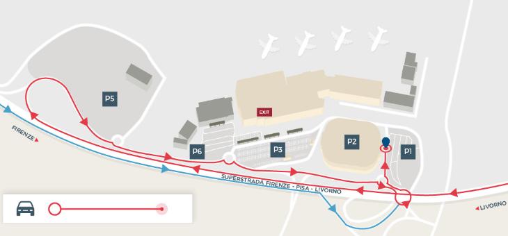 Pisa-Airport-Departures-PSA-parking-map