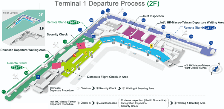 Shanghai-Hongqiao-Airport-Departures-SHA-terminal-2-departure-proces
