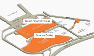 TUL-Arrivals-Tulsa-Airport-parking-area