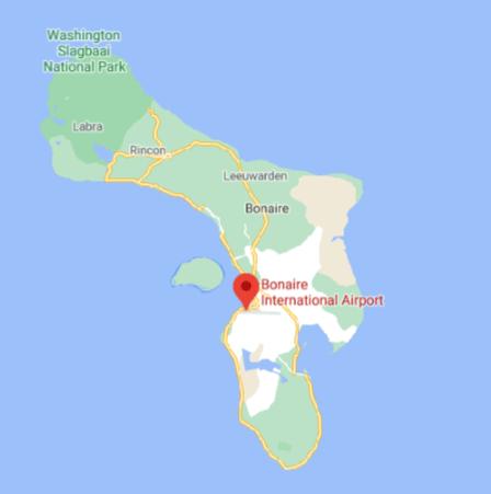 BON-Arrivals-&-BON-Departures-Bonaire-Flamingo-Airport