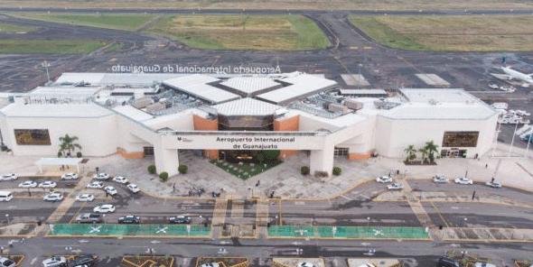 Bajío-Guanajuato-Airport-Departures-BJX-terminal-building