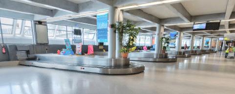 FDF-Arrivals-Martinique-Airport-baggage-claim