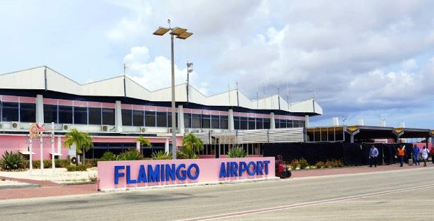 Flamingo-Bonaire-Airport-Departures-BON-terminal