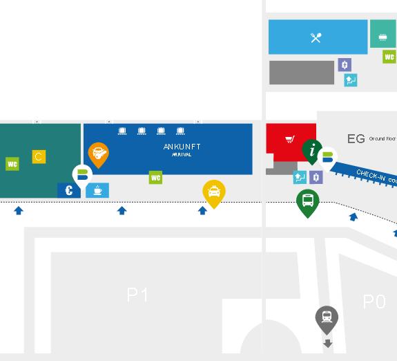 Graz-Airport-Arrivals-GRZ-terminal-map