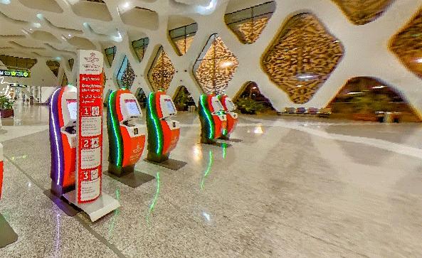 Marrakesh-Menara-Airport-Departures-RAK-self-check-in
