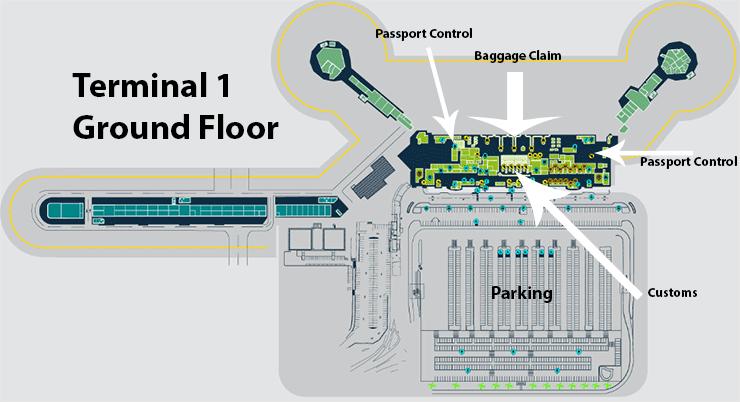Panama-City-Tocumen-Airport-Arrivals-PTY-terminal-1-ground-floor