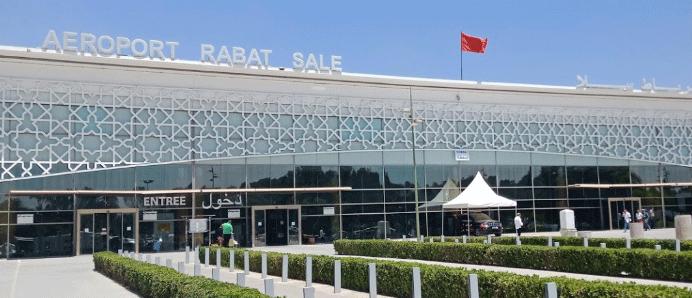 Rabat–Salé-Airport-Arrivals-RBA-terminal