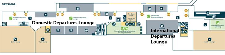 Darwin-airport-Departures-Lounge