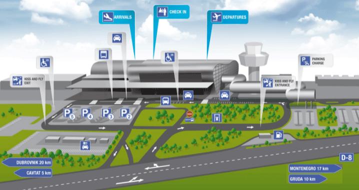 Dubrovnik-Airport-Departures-DBV-terminal-map