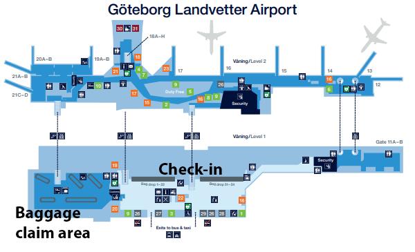 Göteborg-Landvetter-Airport-Departures-GOT-terminal-map