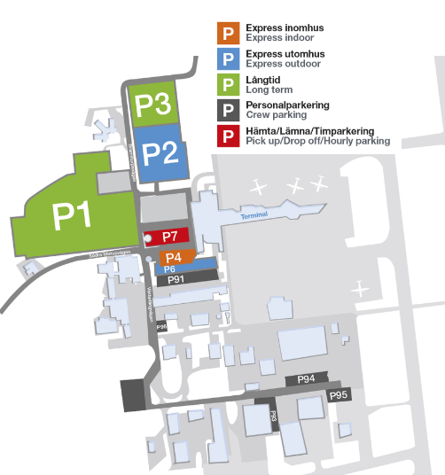 Malmö-Airport-Arrivals-MMX-parking-map