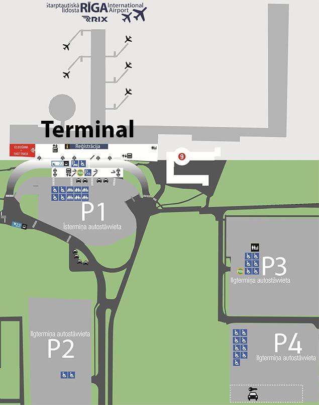 Riga-Airport-Arrivals-RIX-parking-map