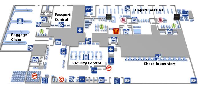 Varna-Airport-Arrivals-&-Departures-VAR-terminal-map