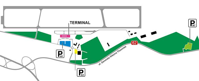 Warsaw-Modlin-Airport-Arrivals-WMI-parking-map
