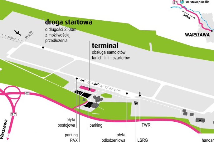 Warsaw-Modlin-Airport-Departures-WMI-airport-map