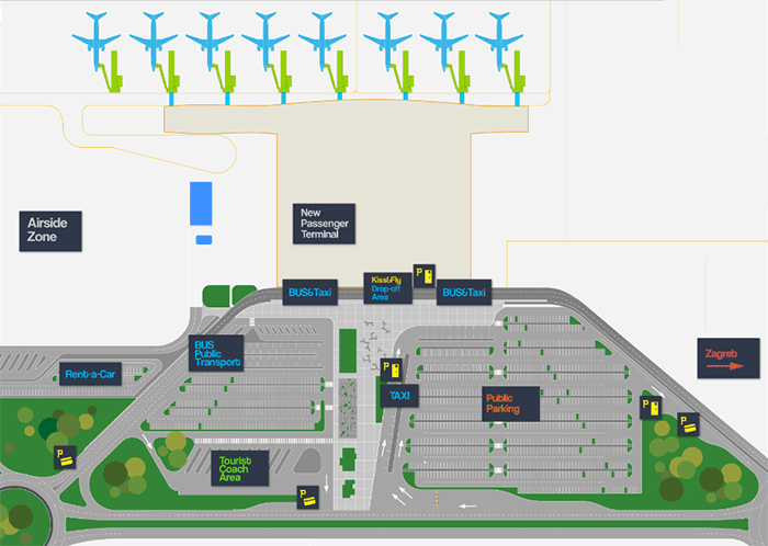 Zagreb-Airport-Arrivals-ZAG-airport-overview-map